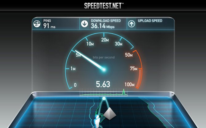 Speedtest How To Check Internet Speed From Terminal Using Speedtest