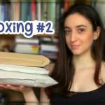 [Unboxing #2] et autres blabla livresques…