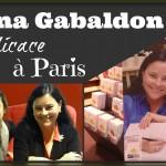[VLOG] Diana Gabaldon (Outlander) en dédicace à Paris