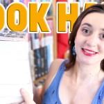 Book Haul : Juin 2016 (Part. 1)