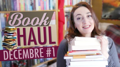 Book Haul décembre 2016 Part. 1
