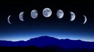 月の満ち欠けとパワーを使って運気アップ