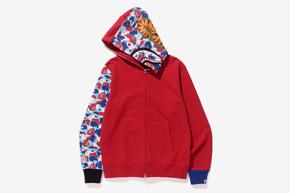Winter Baby Fashion Here's Every Piece From The Bape Paris Store's Exclusive