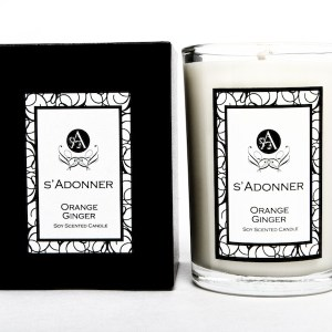 S'Adonner candle