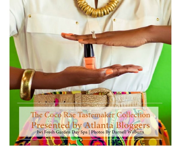Coco Rae Tastemaker Collection