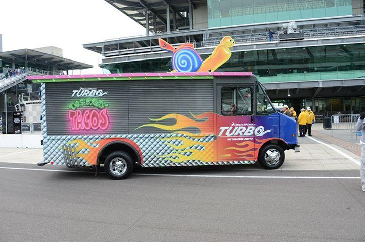 TURBO Dos Bros Taco Truck
