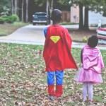 Scenes from Halloween + NaBloPoMo