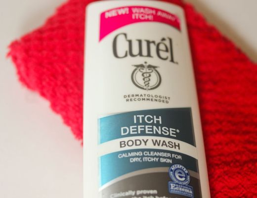 Curel Itch Defense