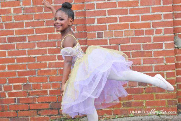 Brown Girls Do Ballet