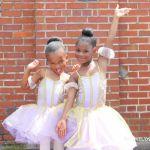her first ballet recital