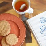 morning devotion + chai tea + a cookie recipe