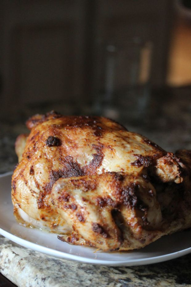 how to cook rotisserie chicken