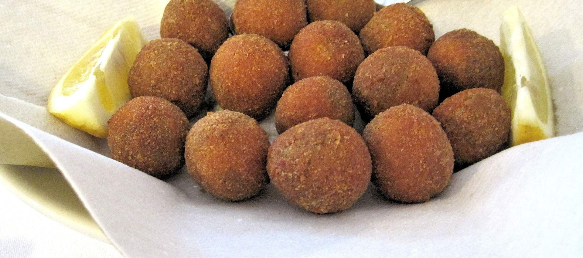 Chorizo Stuffed Fried Olives Recipe • Unlimited Recipes