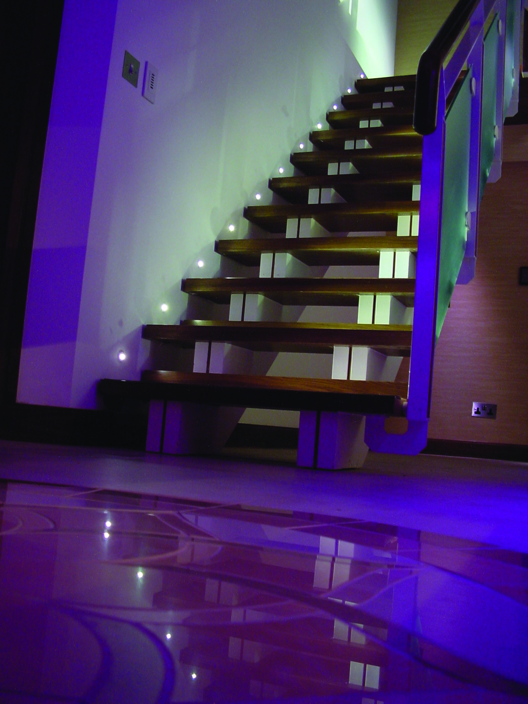 Eclairage Led Escalier Progressif Mfk9 Paver Kit Unlimited Light
