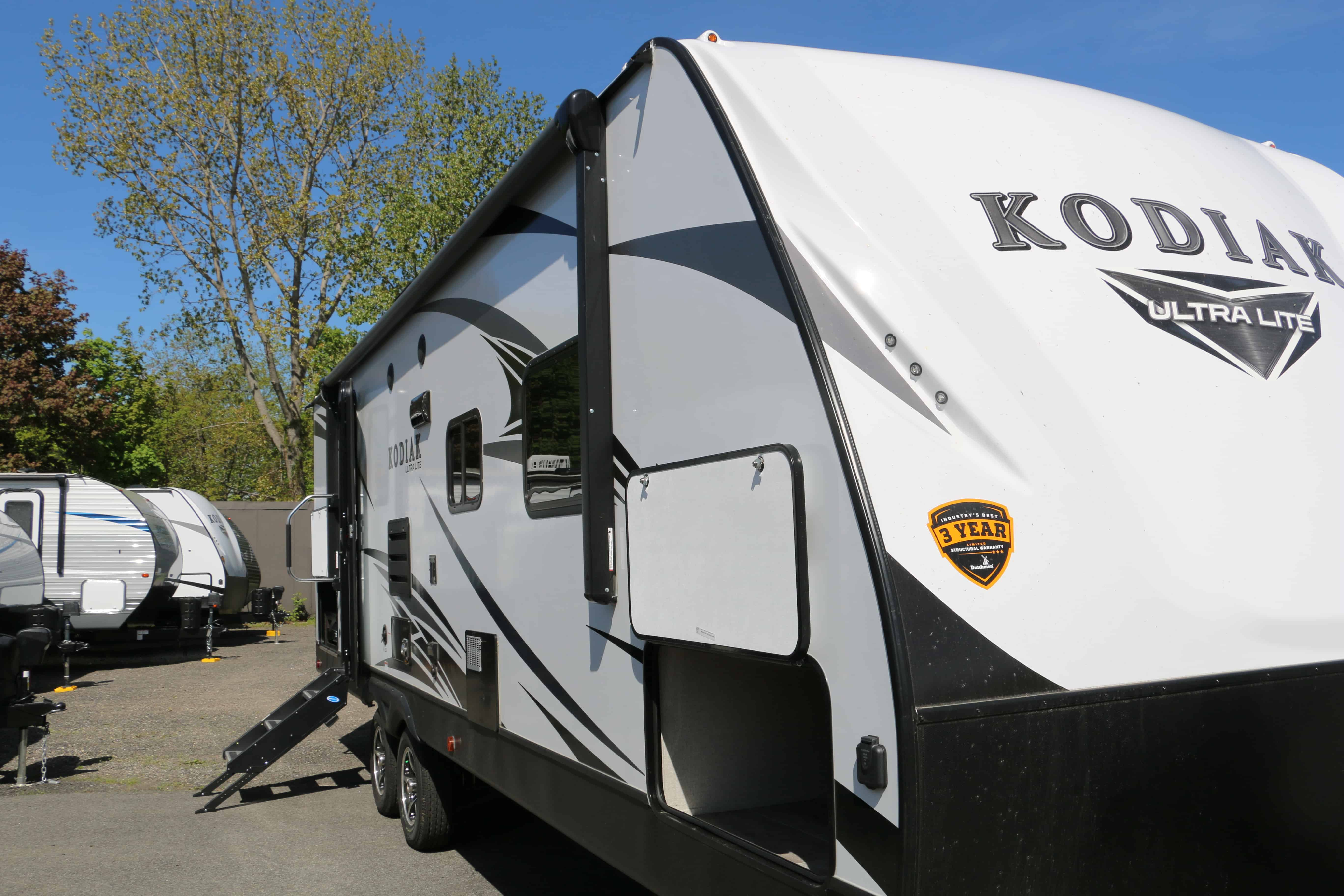 2018 Kodiak Travel Trailers Floor Plans 2020 Dutchmen Kodiak 261rbsl For Sale