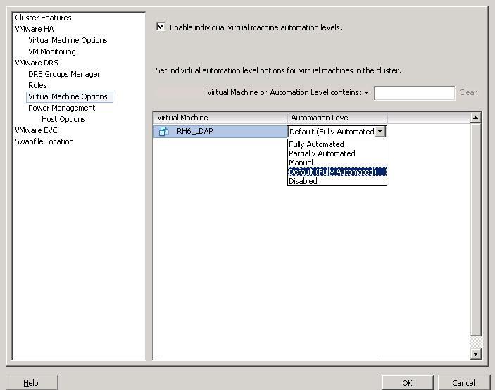 Understanding CPU Affinity in VMWare unlimitedvmware