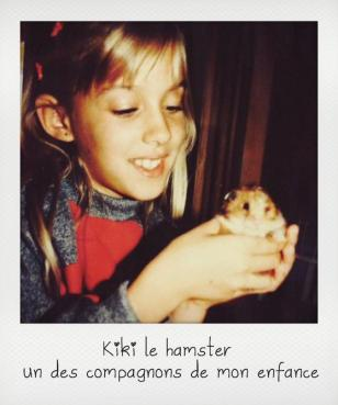 kiki le hamster
