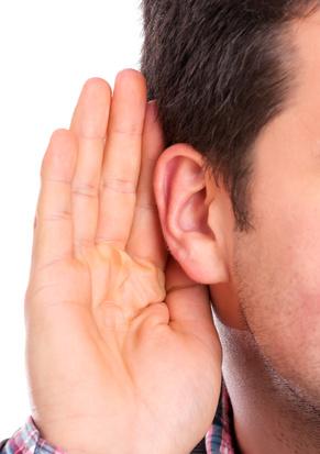 tendre l'oreille