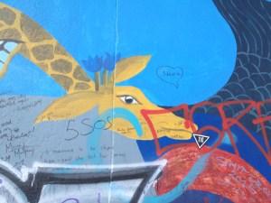 bestiaire street art à berlin