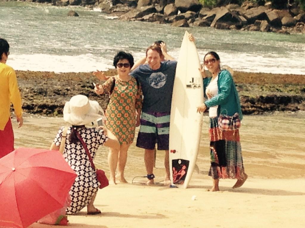 tourisme plage sri lanka