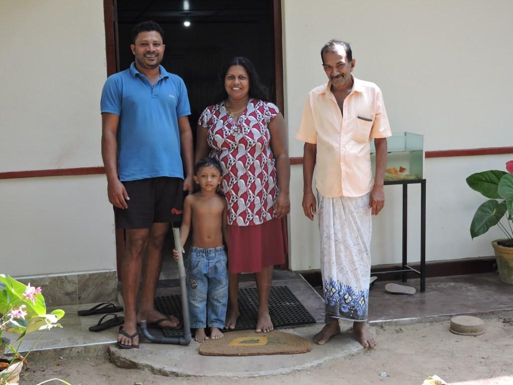 accueil des sri lankais