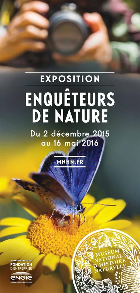exposition enquêteurs de nature