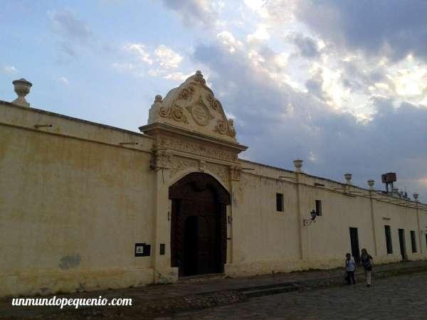 Convento San Bernardo Salta
