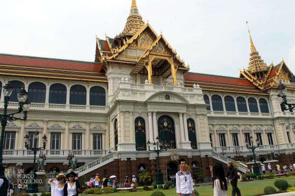 Gran Palacio Chakri Mahaprasad Hall