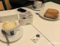 Desayuno pobre del Abergo Enrica
