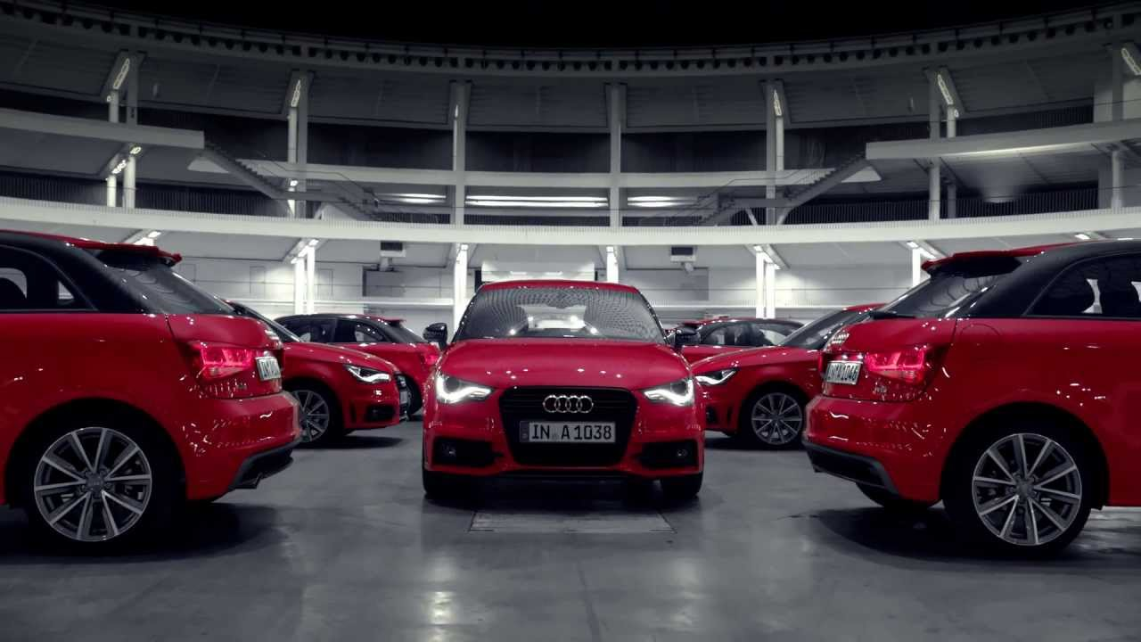 Audi abandonne les chevrons au profit des anneaux
