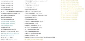 活火山全国一覧日本マップ地図