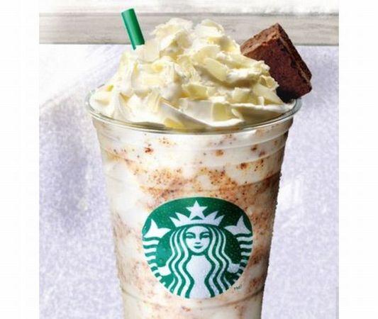 「ホワイト チョコラティ クランブル ココ フラペチーノ」カロリーは?味の飲み比べ違いは?