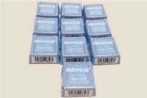 ロイズチロルホワイトチョコ味カロリー感想箱買い評価評判どこでかえるセブンイレブン価格