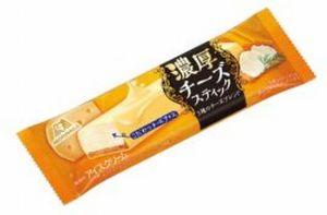 森永抹茶のチーズスティックカロリー味感想販売期間チーズスティック比較