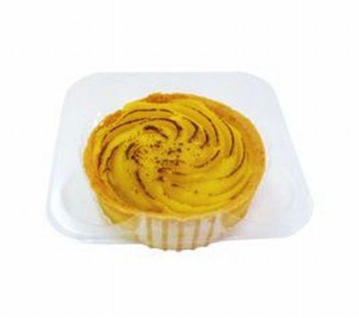 ファミマプレミアム「安納芋のタルト」2016年11月のカロリーは?8月との違いは?味の感想&口コミは?