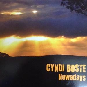 cyndi 300x300 Album review: Nowadays — Cyndi Boste