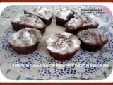 Tortine e mini plum-cake al cioccolato con nocciole e gocce di cioccolato 041