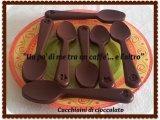 Cucchiani di cioccolato