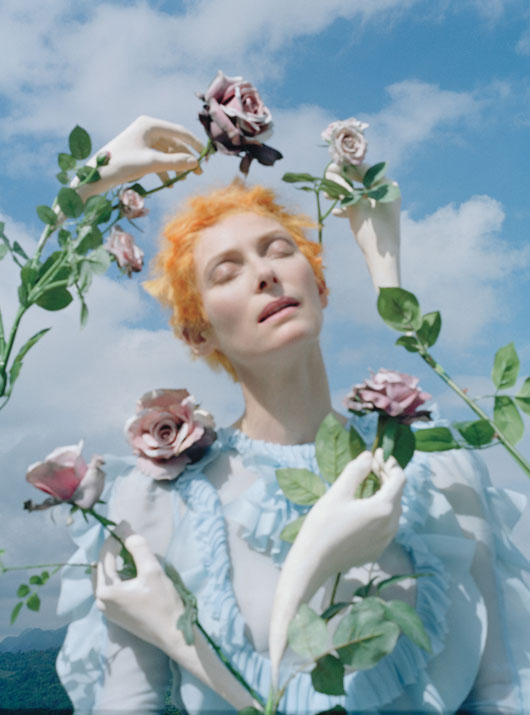Tilda Swinton Tim Walker 2013