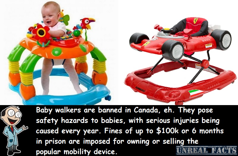 how to close a baby walker