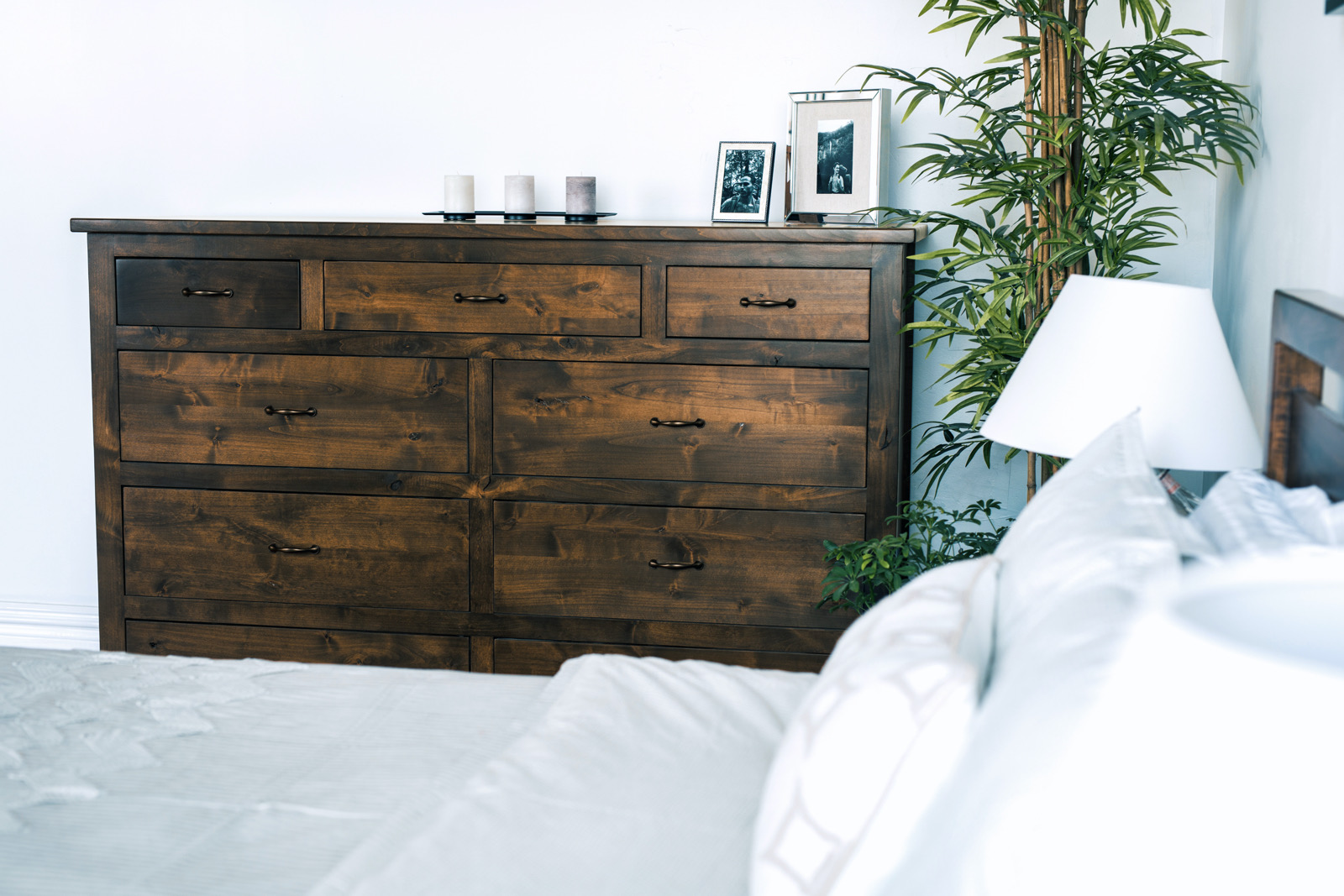 Hamilton Dresser Large Rustic Style Bedroom Furniture Sets In Online Store