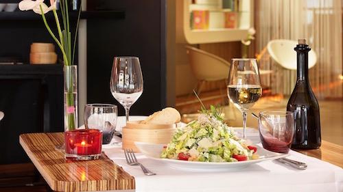 Mittagstisch in Altona - esszimmer 25hours