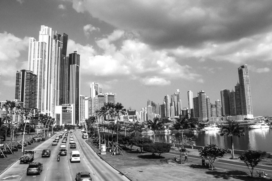 Skyline, Panama City, Panama 2014 (c) Christoph Pankowski