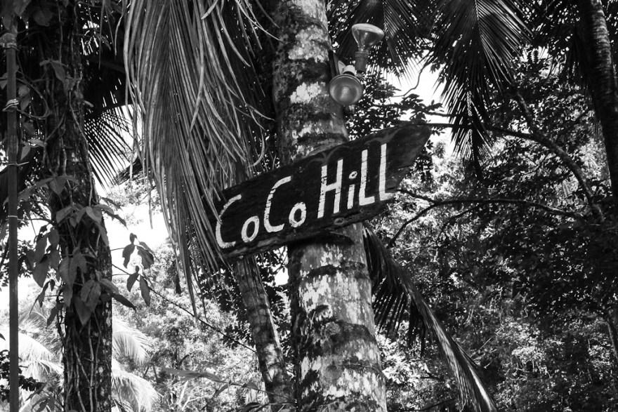 Coco Hill, Isla Bastimentos, Panama 2014 (c) Veronika C. Dräxler
