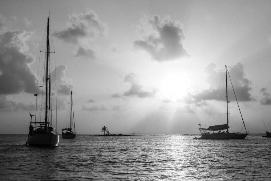 Sonnenuntergang, Guna Yala/San Blas, Panama (c) Veronika C. Dräxler