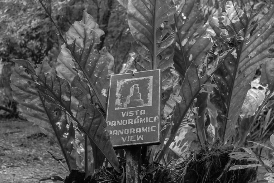 Wegweiser, Tikal, Guatemala (c) Veronika C. Dräxler