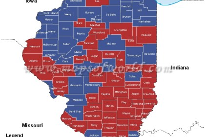 2008-illinois-election-results-map