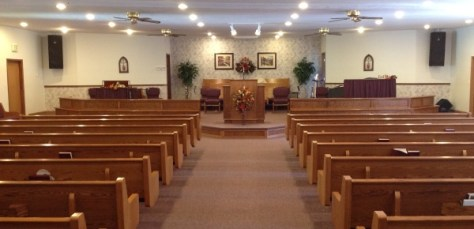 """The"" ""Church"" of Jesus Church (Portage, Indiana)"