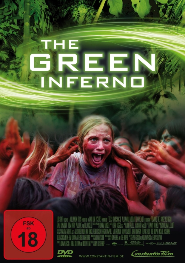 """Review of @EliRoth's """"The Green Inferno"""""""