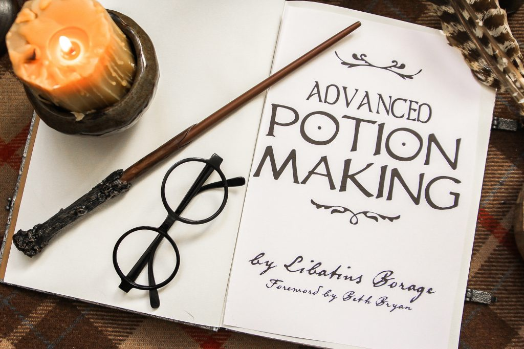 Harry Potter Free Printable Label Download - Unskinny Boppy